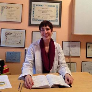 Claudia Benedetti docente Iscos